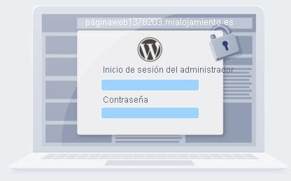 instalación wordpress 1&1