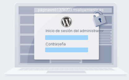 instalación wordpress 1&1