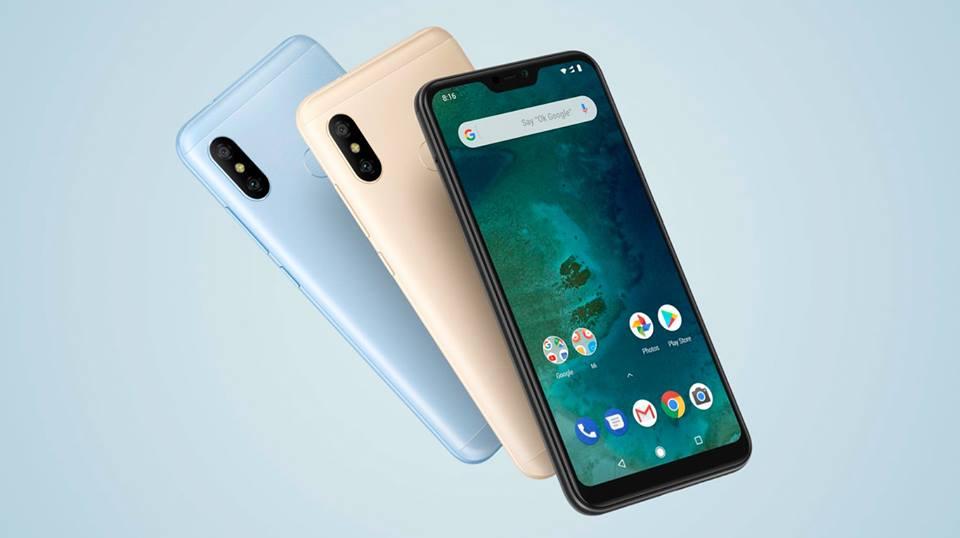 Digi Mobil Lorca Moviles Xiaomi Mi A2-2